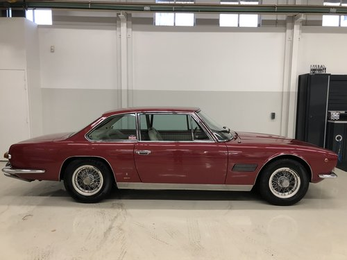 1969 Maserati Mexico 4.2  SOLD (picture 3 of 6)