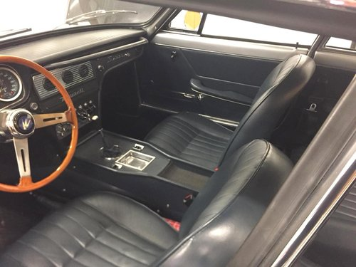 1966 Maserati Sebring 2 Absolutely the bestexample For Sale (picture 3 of 6)