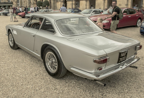 1966 Maserati Sebring 2 Absolutely the bestexample For Sale (picture 6 of 6)