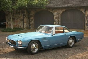 Maserati 3500 GT Coupe speciale by Frua - 1961 For Sale