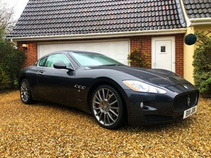 2011 MASERATI GRANTOURISMO 4.7 S AUTO COUPE  For Sale