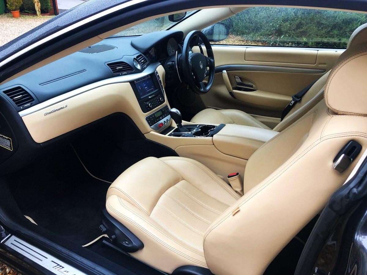 2011 MASERATI GRANTOURISMO 4.7 S AUTO COUPE  For Sale (picture 5 of 6)