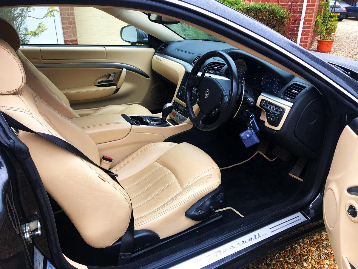 2011 MASERATI GRANTOURISMO 4.7 S AUTO COUPE  For Sale (picture 6 of 6)