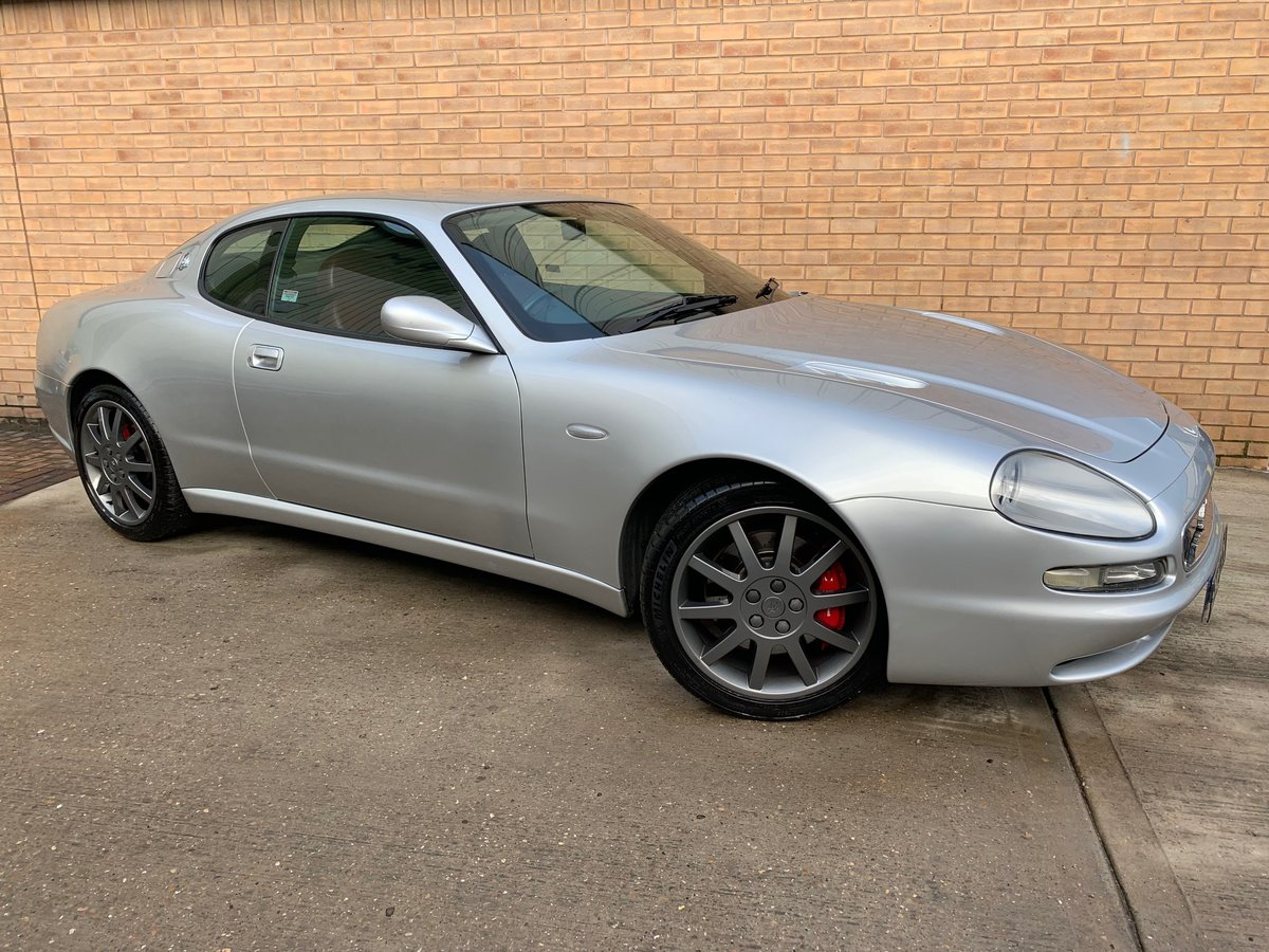 1999 Maserati 3200GTA Automatic UK RHD Stunning Condition For Sale (picture 1 of 6)