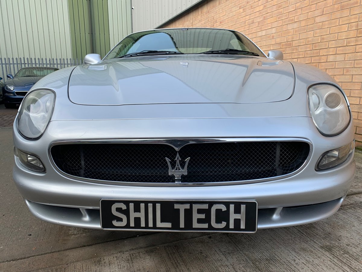 1999 Maserati 3200GTA Automatic UK RHD Stunning Condition For Sale (picture 4 of 6)