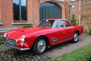 1959 Very beautiful Maserati 3500 GT coupé from