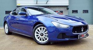 2014 Maserati Ghibli V6 Diesel Auto - Great Specification