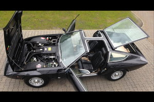 1977 Maserati Khamsin T-Top - Open One Off