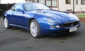 Maserati Coupe Cambiocorsa 2003 For Sale