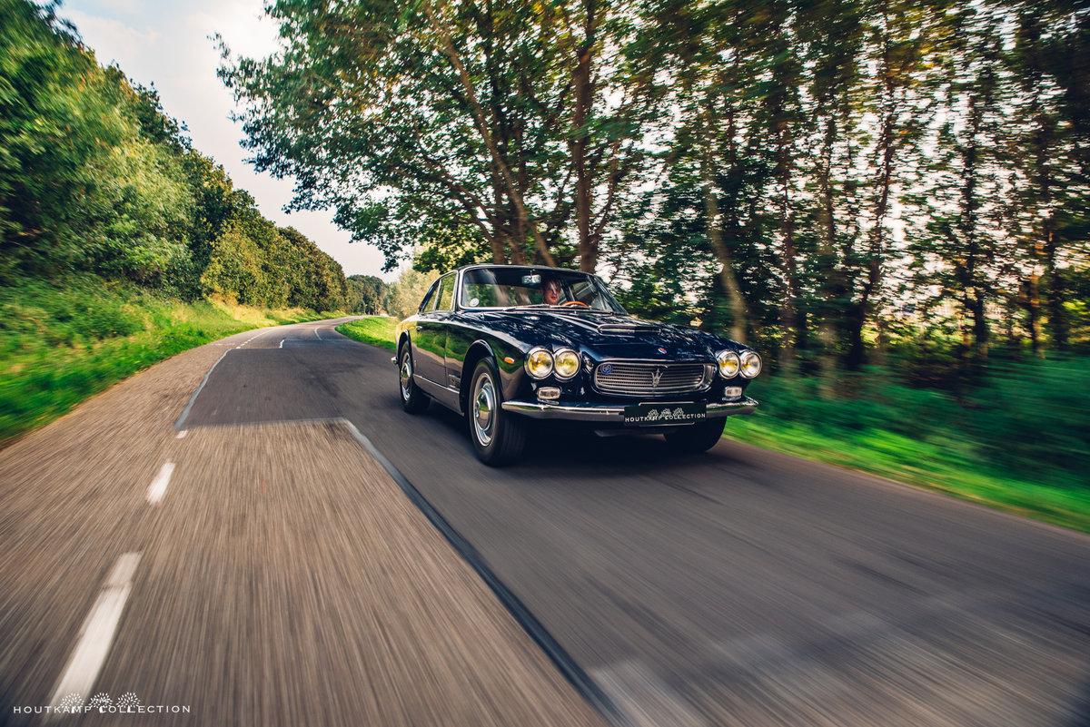 1963 MASERATI SEBRING 3500 GTI SERIES I For Sale (picture 2 of 6)