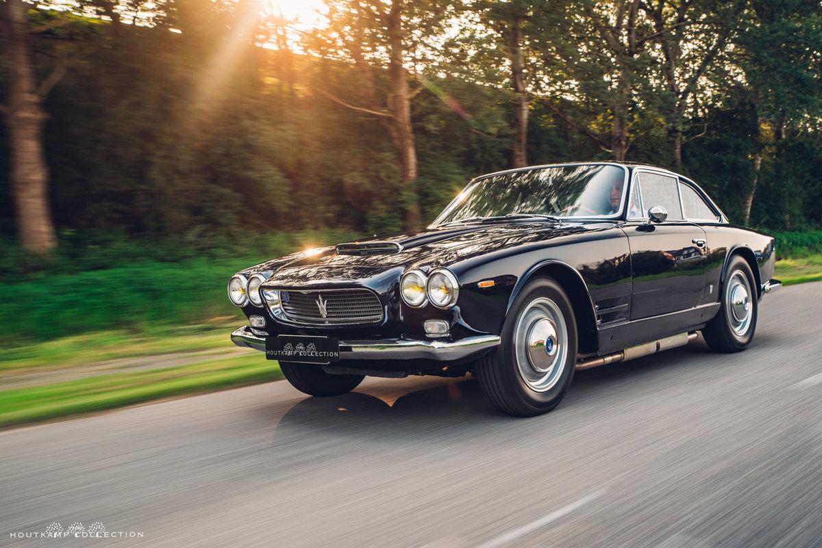 1963 MASERATI SEBRING 3500 GTI SERIES I For Sale (picture 4 of 6)