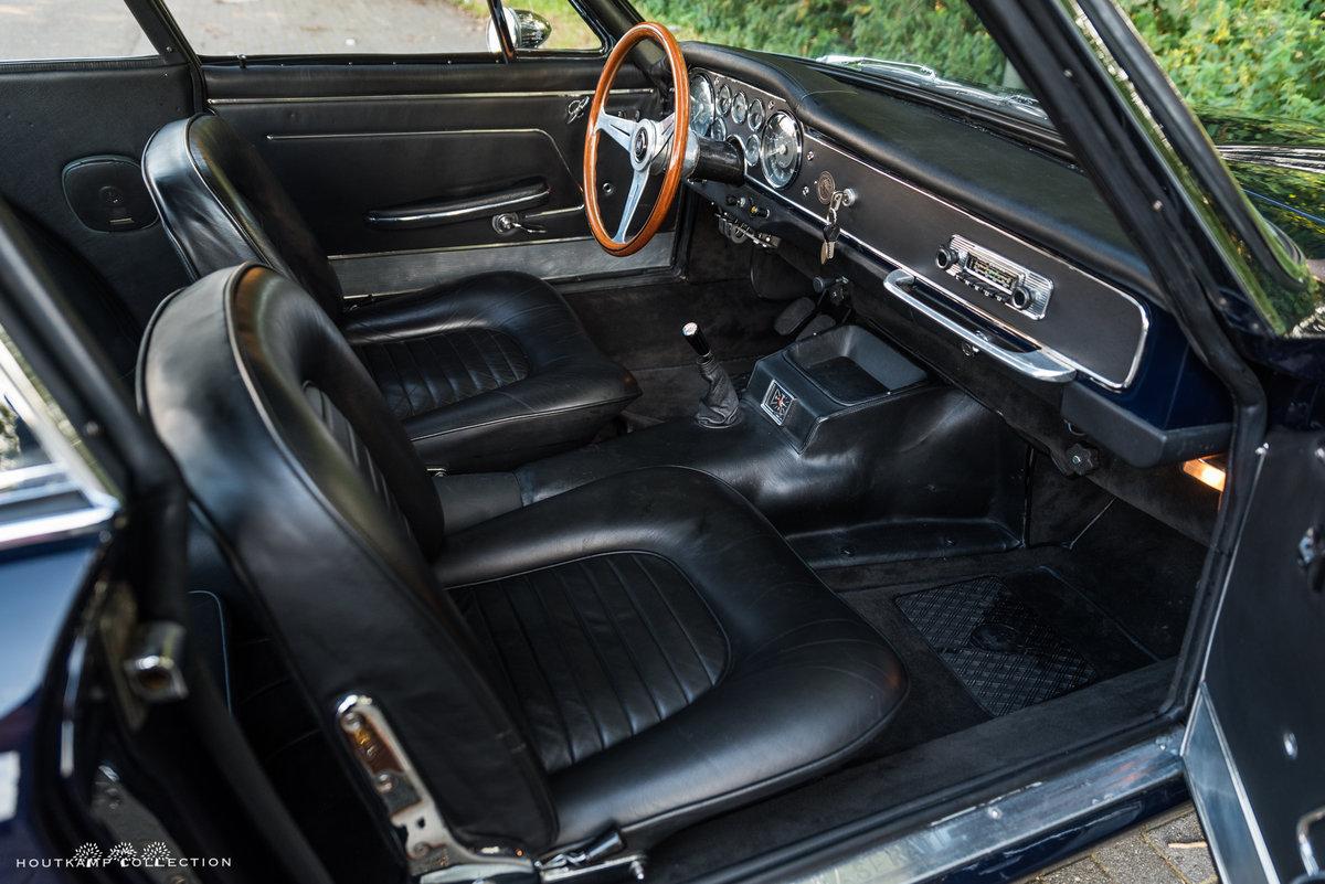 1963 MASERATI SEBRING 3500 GTI SERIES I For Sale (picture 5 of 6)