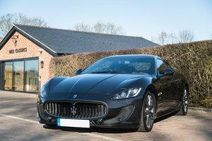 2013 Maserati Granturismo 4.7 Sport For Sale