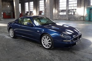 2001 Maserati 3200 GTA *9 march* RETRO CLASSICS For Sale by Auction