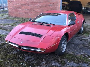 Maserati Merak SS 1978 for restoration For Sale
