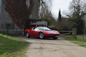 1975 - Maserati Merak SOLD by Auction