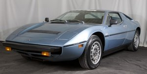 1975 Maserati Merak = Work Done 33k miles Blue  $58.5k    For Sale