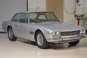 1967 Maserati Gran Turismo Mexico = 1 of 484 made + Silver $120k For Sale