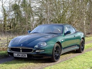 2004 Maserati 4200 GT For Sale by Auction