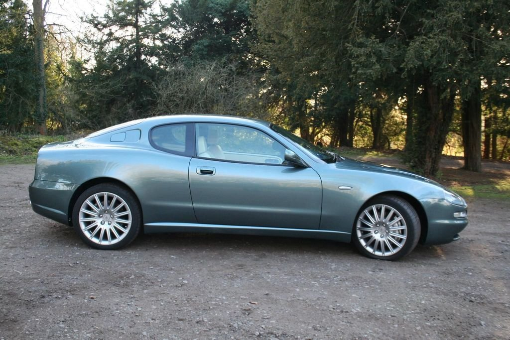 2001 Maserati 3200GT 6 Speed Manual For Sale (picture 1 of 6)