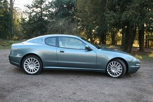2001 Maserati 3200GT 6 Speed Manual