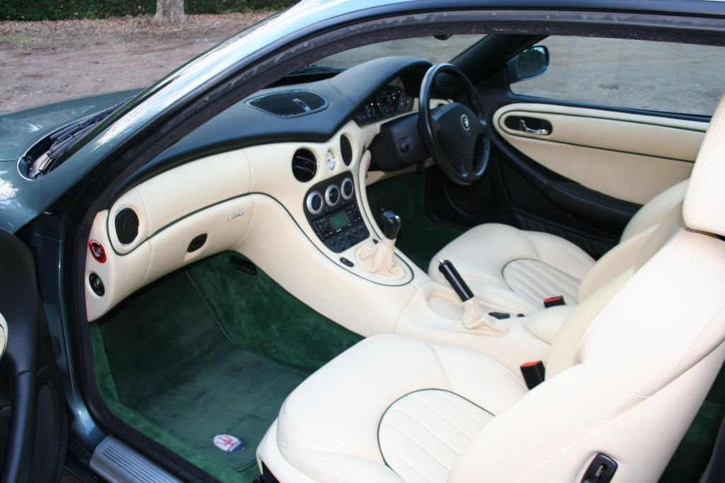 2001 Maserati 3200GT 6 Speed Manual For Sale (picture 2 of 6)