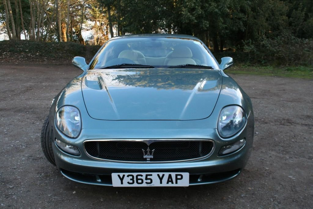 2001 Maserati 3200GT 6 Speed Manual For Sale (picture 4 of 6)