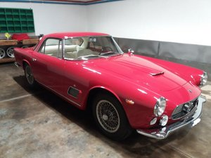 1964 Maserati 3500 GTI = clean driver coming soon = €305,000