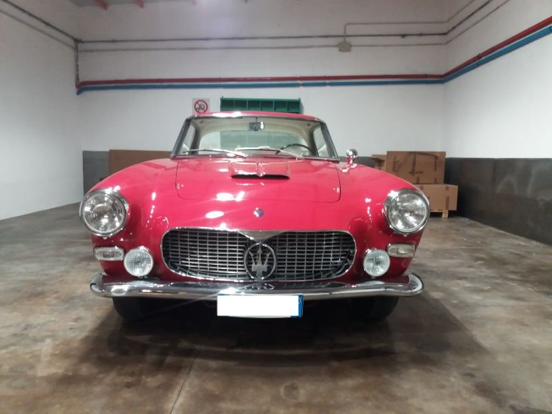 1964 Maserati 3500 GTI = clean driver coming soon = €305,000 For Sale (picture 2 of 6)