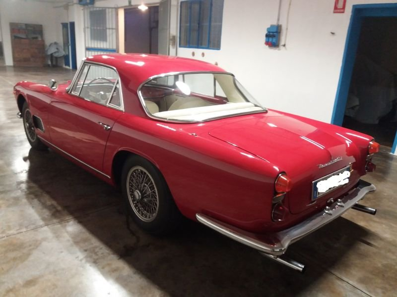 1964 Maserati 3500 GTI = clean driver coming soon = €305,000 For Sale (picture 3 of 6)