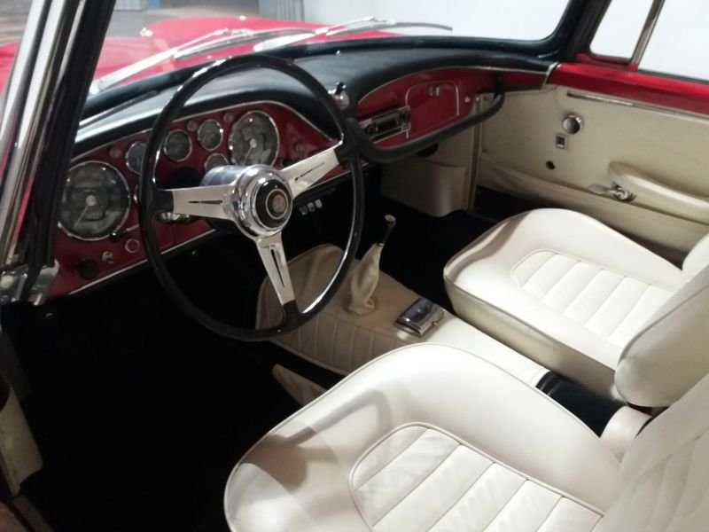 1964 Maserati 3500 GTI = clean driver coming soon = €305,000 For Sale (picture 4 of 6)