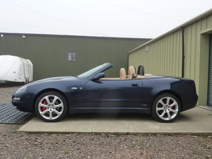 Picture of 2003 MASERATI 4200 GT SPYDER - MANUAL SOLD