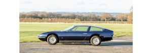 1971 Maserati Indy 4700 manual LHD sorry now sold