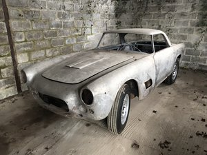 1959 Maserati 3500 GT project For Sale