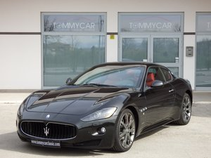 2010 Maserati Granturismo S 4.7 MC Shift  SOLD