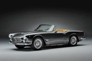 1964 MASERATI 3500 GTI VIGNALE SPYDER LHD For Sale