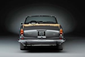 1964 MASERATI 3500 GTI VIGNALE SPYDER LHD For Sale (picture 4 of 4)