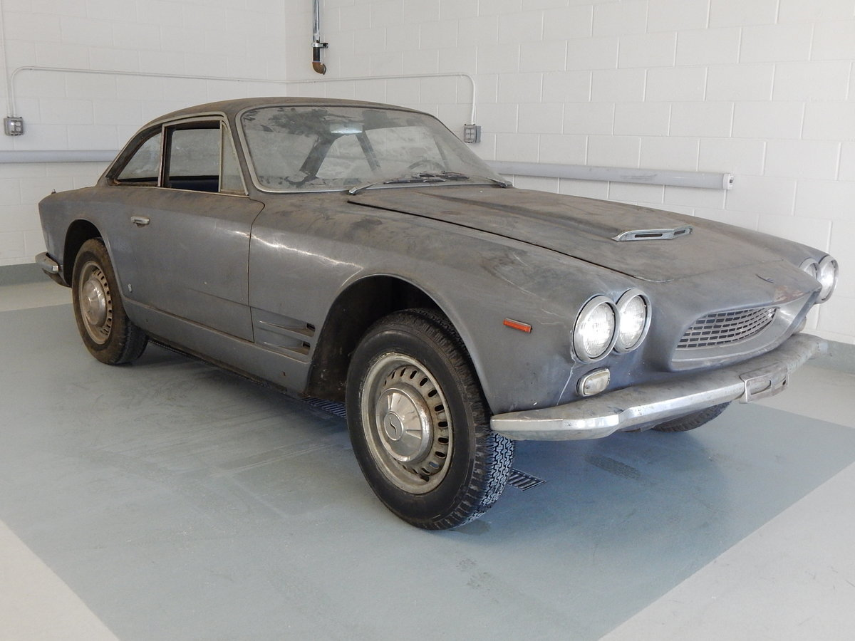 1963 Maserati Sebring Series 1 SOLD (picture 1 of 6)