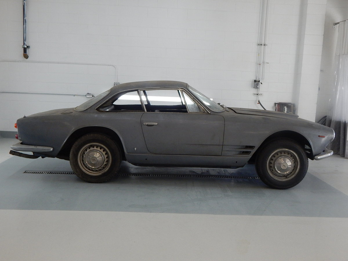 1963 Maserati Sebring Series 1 SOLD (picture 5 of 6)