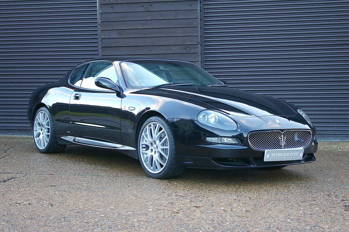 2006 Maserati Gransport 4.2 Automatic Coupe (53,343 miles) SOLD (picture 1 of 6)
