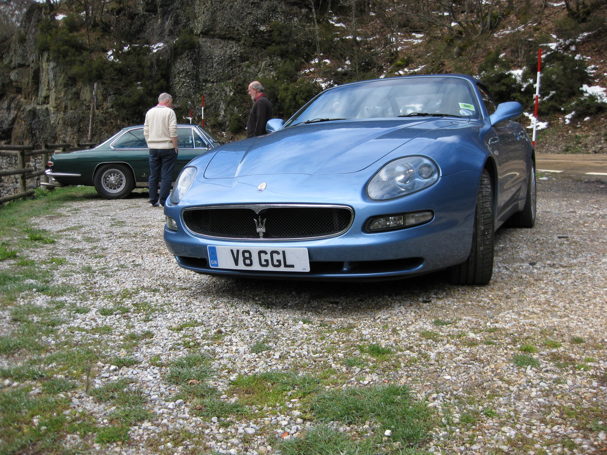 2002 Maserati 4200 Spyder For Sale (picture 3 of 6)