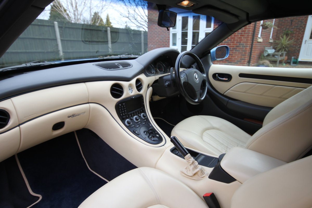 2002 Maserati 4200 Spyder For Sale (picture 6 of 6)