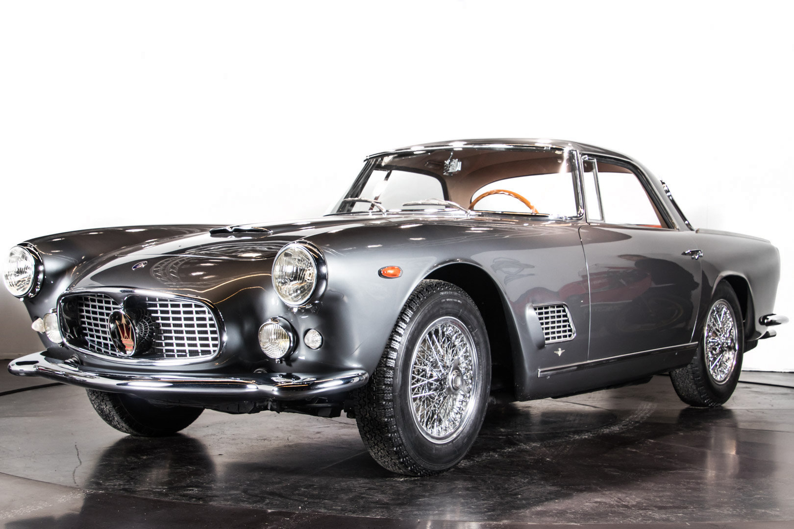1960 Maserati 3500 GT For Sale (picture 1 of 6)