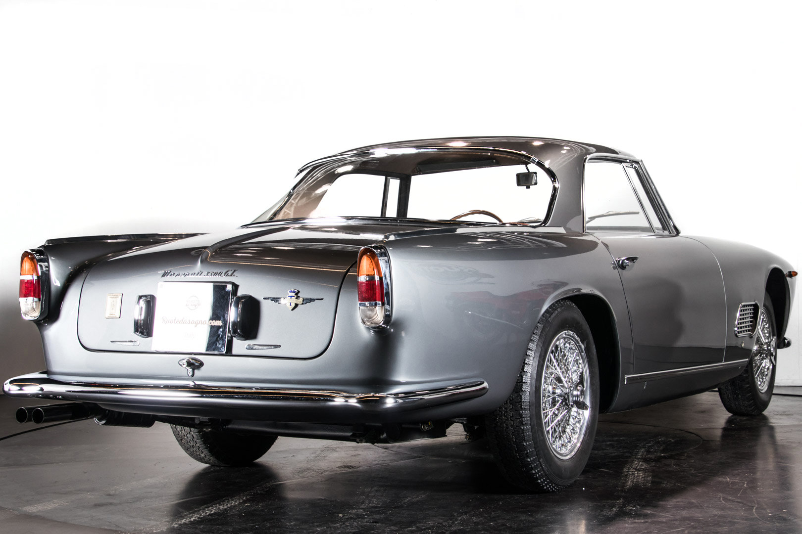 1960 Maserati 3500 GT For Sale (picture 2 of 6)