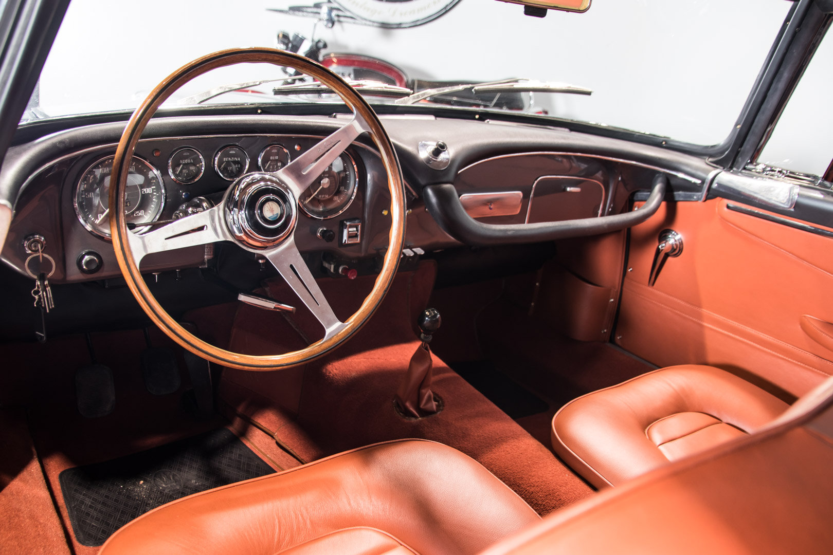 1960 Maserati 3500 GT For Sale (picture 4 of 6)