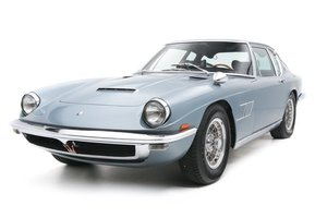 Picture of 1966 Maserati Mistral  = Rare 4 liter  AC  25k miles $214.5k For Sale