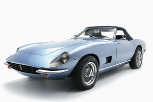 1971 Intermeccanica Italia  = Full Restored Blue Rare $149.  For Sale