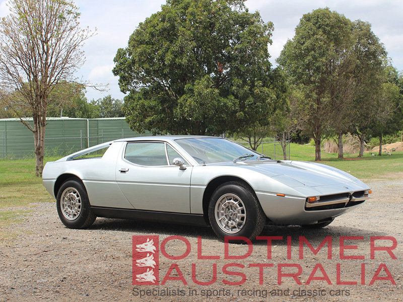 1974 Maserati Merak For Sale (picture 1 of 6)