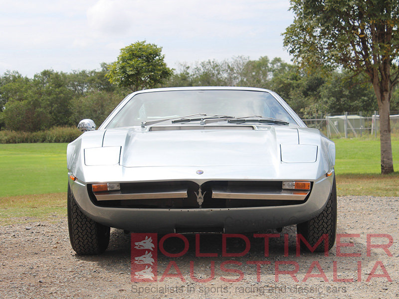 1974 Maserati Merak For Sale (picture 2 of 6)