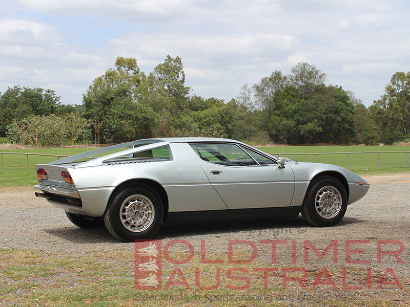 1974 Maserati Merak For Sale (picture 4 of 6)